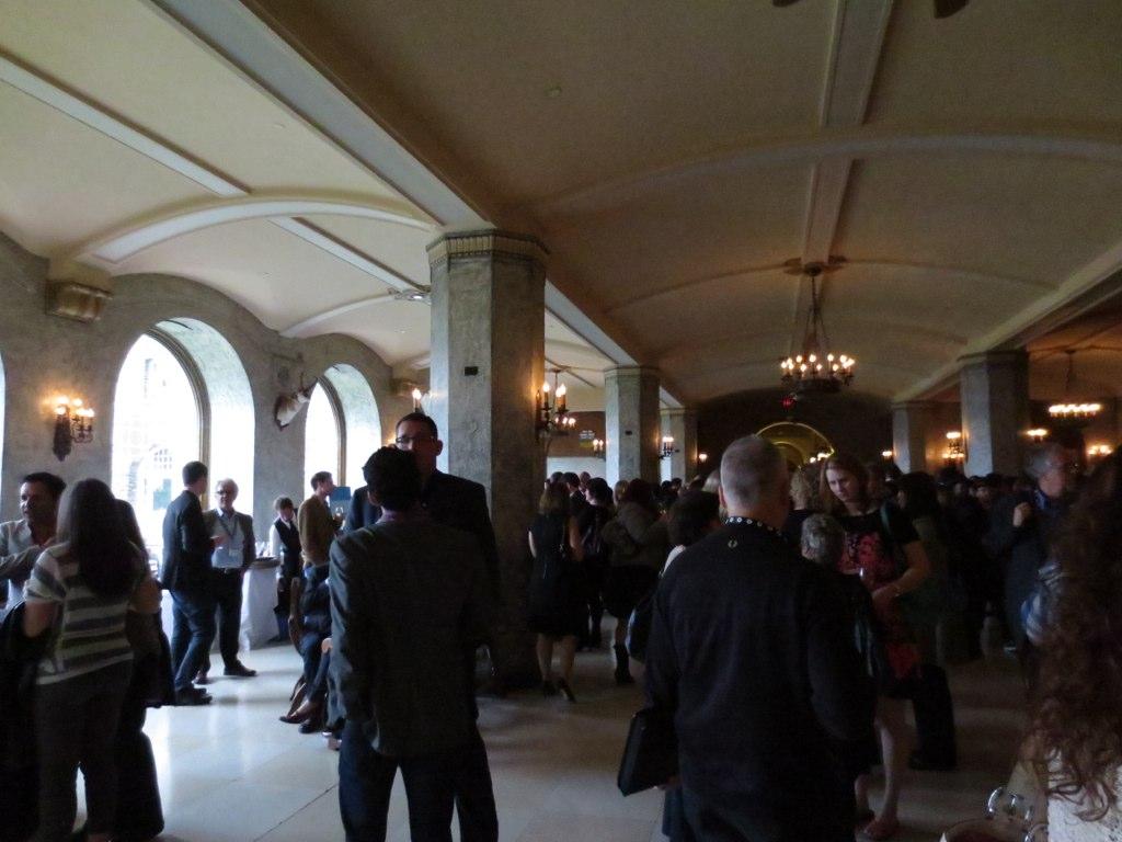 CBC Reception: Banff World Media Festival 2012