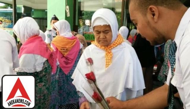 #Terkini: Sudah 123 Ribu Jemaah Haji Indonesia Tiba di Arab Saudi