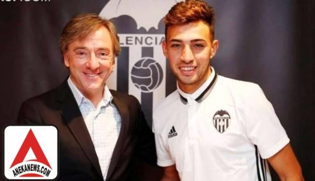 #Bola: Sebelum ke Valencia, Munir Tolak Tiga Klub Premier League