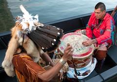 Ceremony of the drum