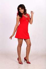South Actress SANJJANAA Photos Set-7 (14)