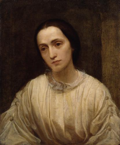 Julia Margaret Cameron by George Frederic Watt...