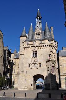 Porte Cailhau, Bordeaux, Gironde, Aquitaine, F...