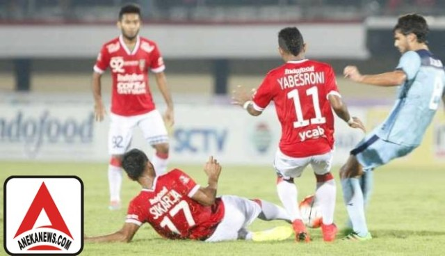 #Bola: Bali United Paling Keras, Kiper Persija Tersigap