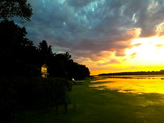 Lakeside Home
