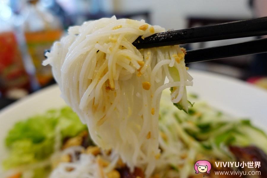 大有路 越南,大有路美食,桃園大有路美食,桃園小吃,桃園美食,桃園餐廳,河粉,生春捲,米線,越南美食館,越河美食館 @VIVIYU小世界