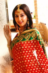 South Actress SANJJANAA Photos Set-4 (7)