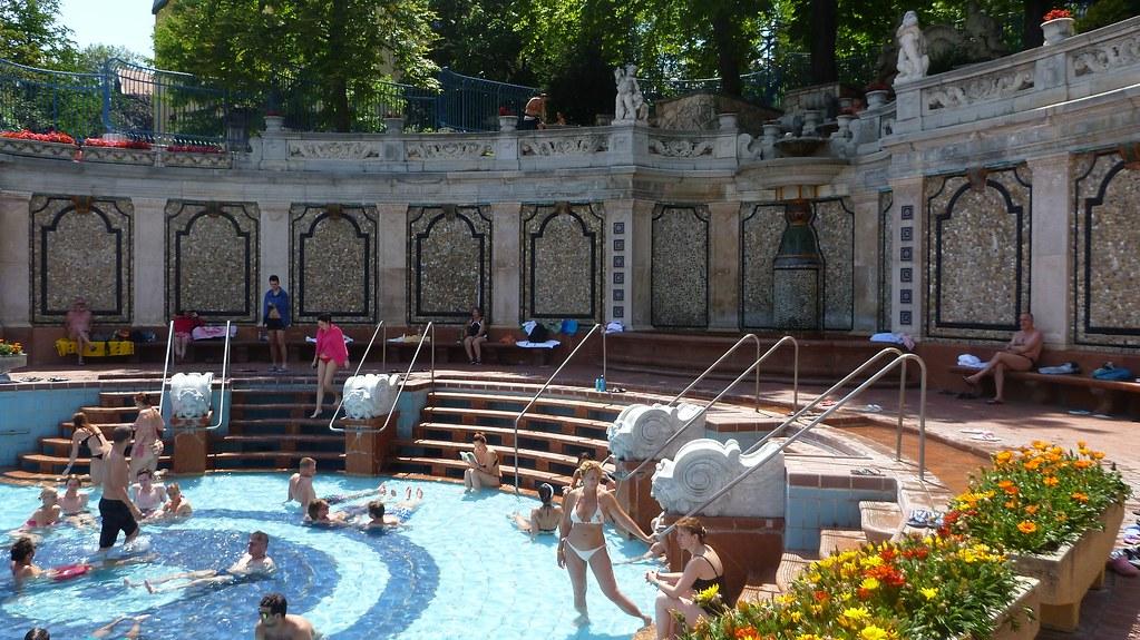 Budapest Baths- Budapest, Hungary