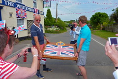 """Diamond Jubilee street party • <a style=""""font-size:0.8em;"""" href=""""http://www.flickr.com/photos/80046288@N08/7160816949/"""" target=""""_blank"""">View on Flickr</a>"""