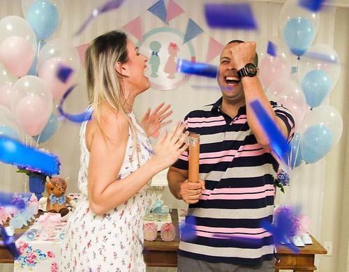 Nicolle Castro e Tarcício Perúsia