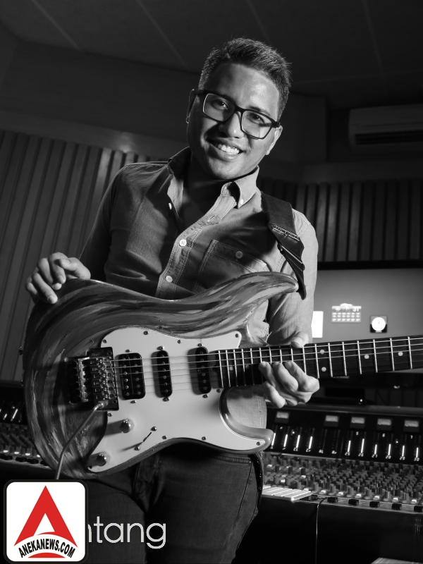 #Gosip Top :Here with You, Andre Dinuth Gandeng Indra Lesmana - Andi Rianto