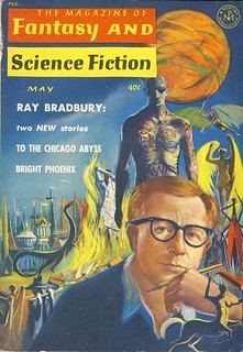 The Magazine of Fantasy and Science Fiction - May