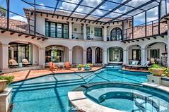 Almería pool outdoor living
