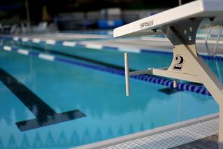 Lane #2 Swimming