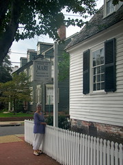 Home of Mary Washington, Fredericksburg VA