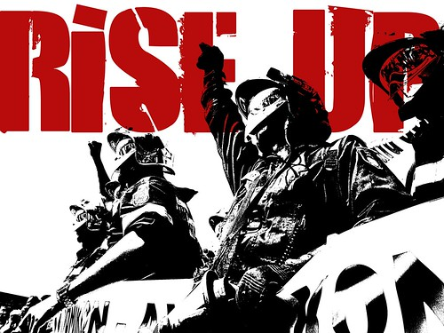 Rise Up - Fight Austerity
