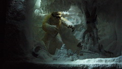 """Wampa Cave diorama • <a style=""""font-size:0.8em;"""" href=""""http://www.flickr.com/photos/86825788@N06/8362685542/"""" target=""""_blank"""">View on Flickr</a>"""
