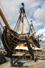 HMS Victory, Portsmouth Naval Dockyard