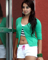 South Actress SANJJANAA Photos Set-7 (48)