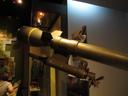 Recoilless 1950s Davy Crockett Tactical 388 M Which Was Made Rifle Nuclear