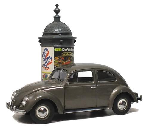 AutoArt VW Oval 1955