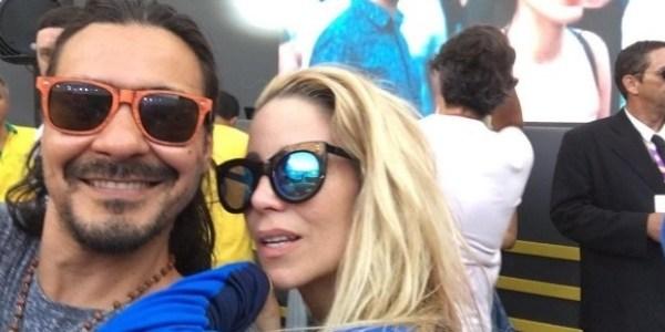 Danielle Winits e André Gonçalves vão se casar no civil