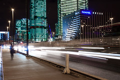 Paris - Pont de Neuilly - Night Shots
