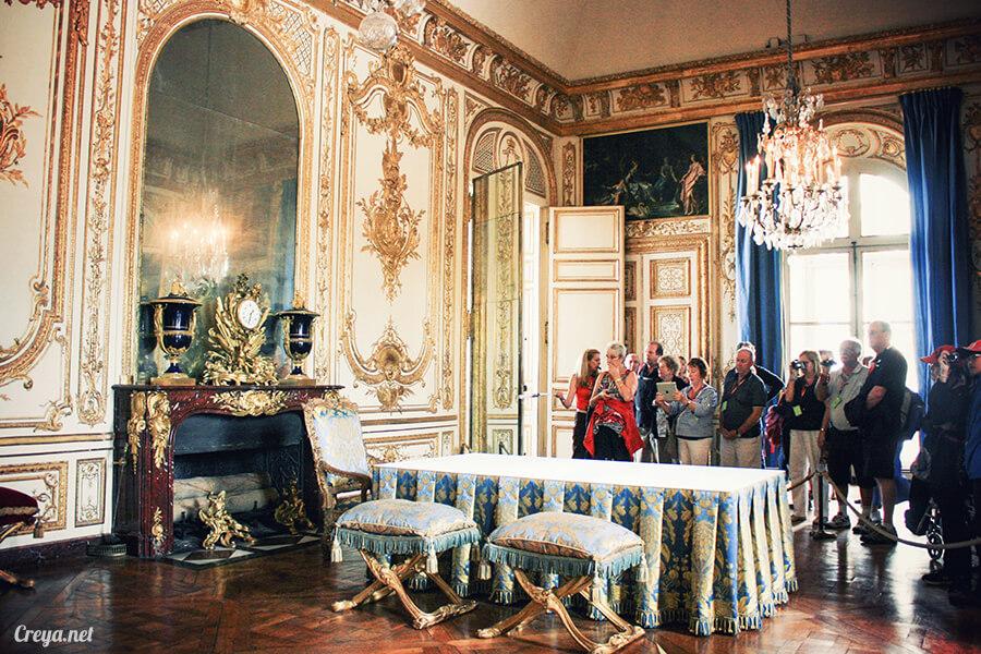 2016.08.14   看我的歐行腿  法國巴黎凡爾賽宮 18