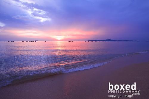 Beach Side Thailand