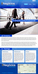 ThemeForest (Facebook Template HTML)