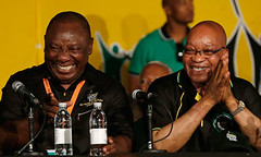 'Marikana' Ramaphosa gets Mandela marketing by...