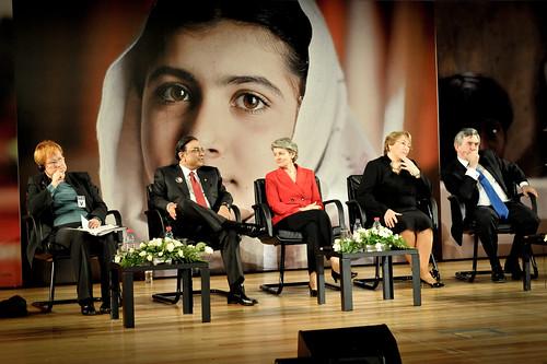 UN Women Executive Director Michelle Bachelet ...