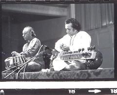 Ravi Shankar - The Queen's Hall, Edinburgh 1