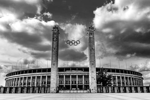 Stade olympique Berlin