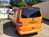 VW T5 Transporter Llumar ATC 5% Tint