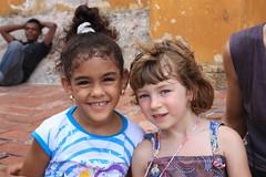 Valentina and Evi