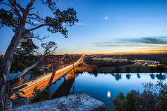 Pennybacker Bridge, Austin