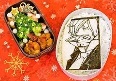 "One Piece Bento 2 • <a style=""font-size:0.8em;"" href=""http://www.flickr.com/photos/66379360@N02/8428623895/"" target=""_blank"">View on Flickr</a>"