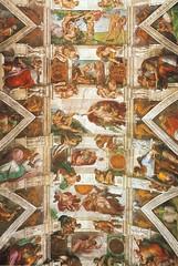 1998 05 12 Rome Sistine Chapel ceiling