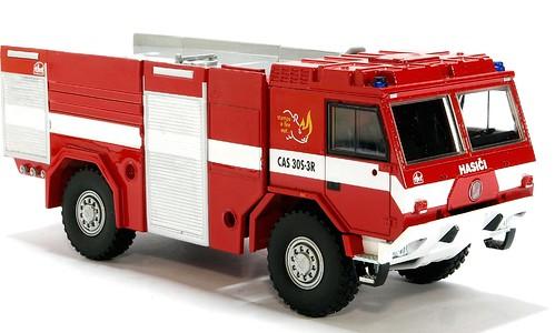 Foxtoys Tatra 815 Feuerwehr