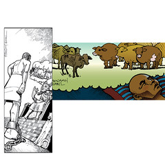 benjamin hummel cartoon and line art23