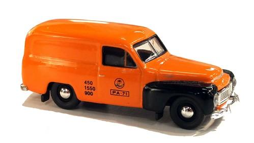 Motorart Volvo 445 van