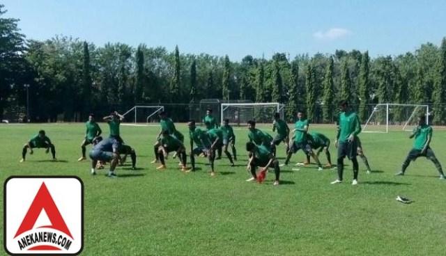 #Bola: Cacar Air Serang Timnas U-19 Jelang Piala AFF