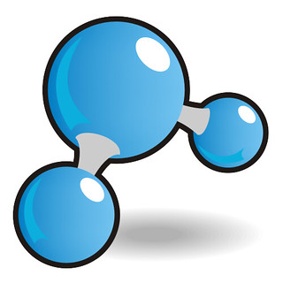 water-molecule-vector_500x500