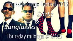 BTF Thursday: Socks & Sunglasses