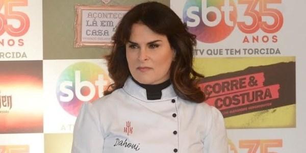 """""""Não dava para domar o Bertolazzi"""", diz SBT sobre nova chef de reality"""
