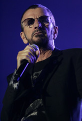 Ringo Starr and all his band