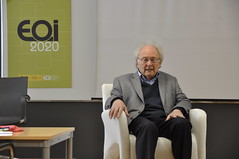 Eduard Punset (Director de Escuela abierta y S...