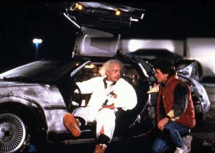 film petit: back to the future