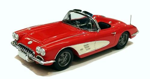 19 Spark Corvette 1959